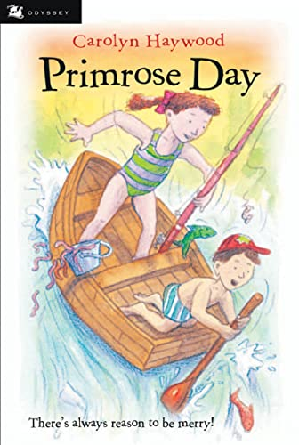 9780152052294: Primrose Day (Odyssey/Harcourt Young Classic)