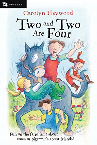 9780152052317: Two and Two Are Four (Odyssey/Harcourt Young Classic)