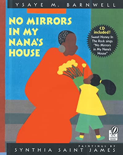 9780152052430: No Mirrors in My Nana's House: Musical CD and Book