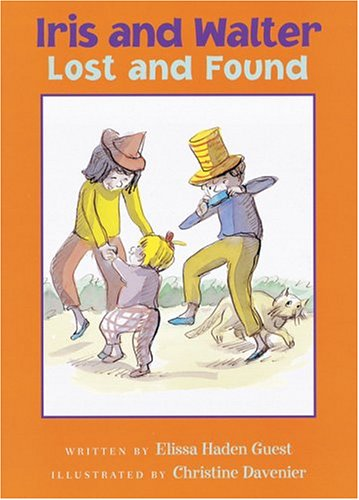 9780152052454: Iris and Walter, Lost and Found