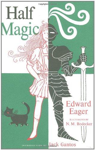 9780152053024: Half Magic