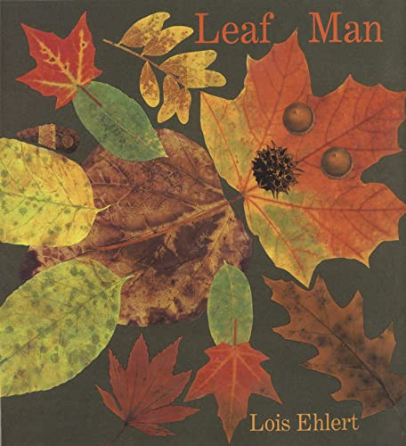 9780152053048: Leaf Man (Ala Notable Children's Books. Younger Readers (Awards))