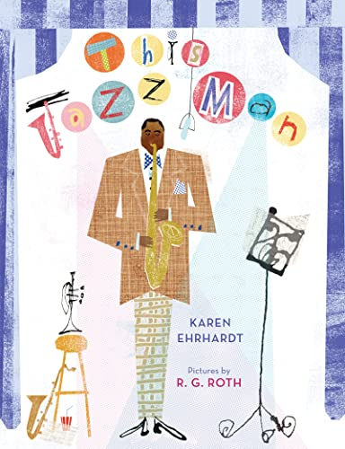 9780152053079: This Jazz Man