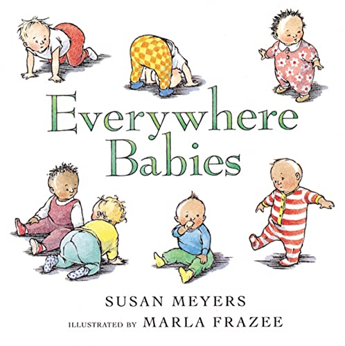 9780152053154: Everywhere Babies
