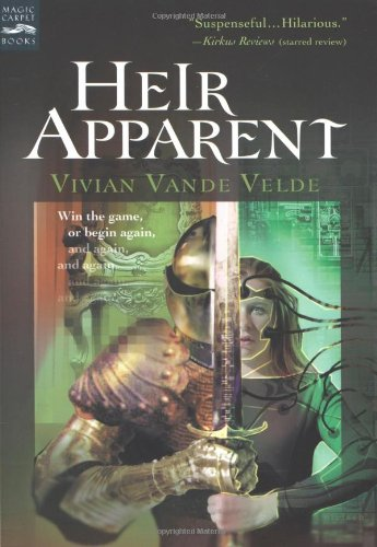 9780152053413: Heir Apparent