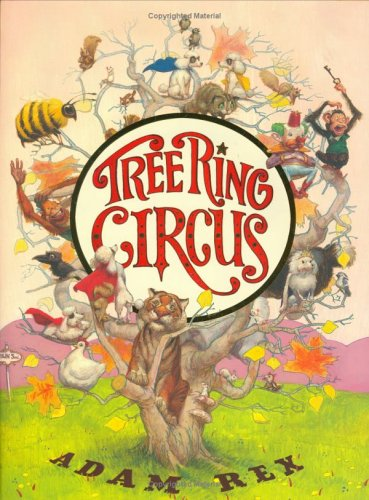 9780152053635: Tree-Ring Circus