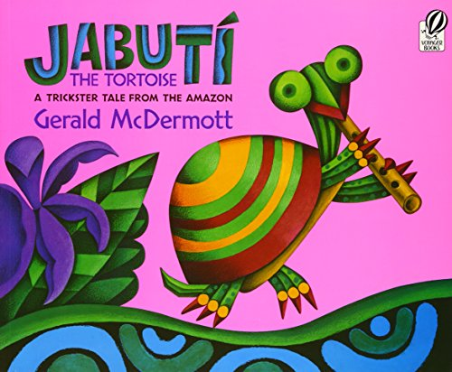 9780152053741: Jabuti the Tortoise