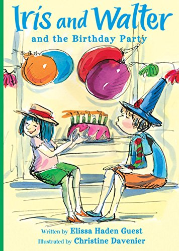 9780152053888: Iris and Walter and the Birthday Party