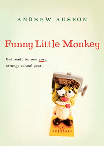 9780152054137: Funny Little Monkey