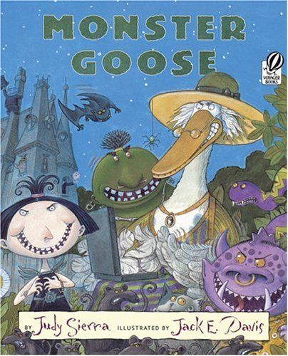 9780152054175: Monster Goose