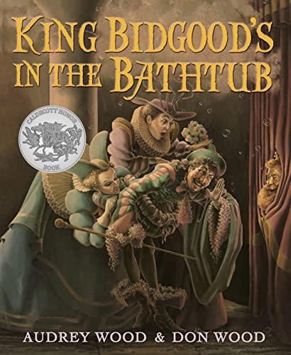 9780152054359: King Bidgood's in the Bathtub