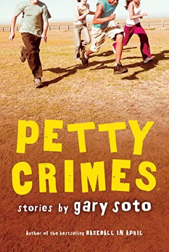 9780152054373: Petty Crimes