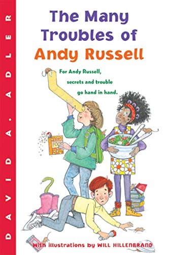 9780152054403: The Many Troubles of Andy Russell