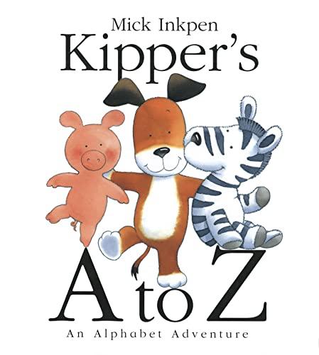 9780152054410: Kipper's A to Z: An Alphabet Adventure (Kipper (Red Wagon))