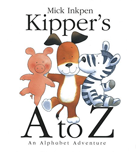 9780152054410: Kipper's A to Z: An Alphabet Adventure (Kipper (Red Wagon))