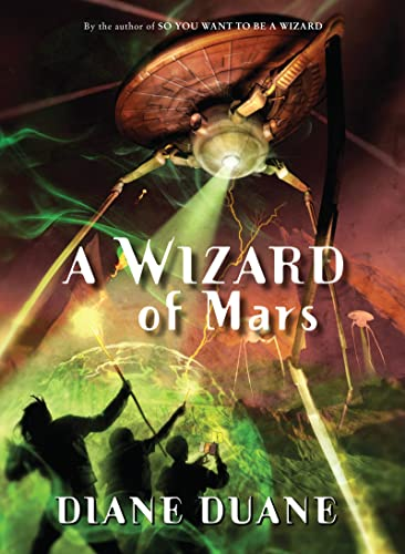 9780152054496: A Wizard of Mars: The Ninth Book in the Young Wizards Series
