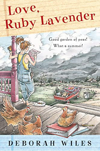 9780152054786: Love, Ruby Lavender