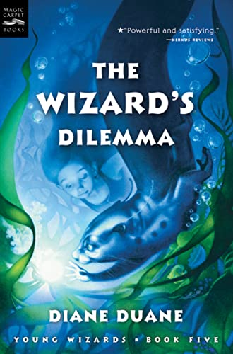 9780152054915: The Wizard's Dilemma (Young Wizards (Quality))
