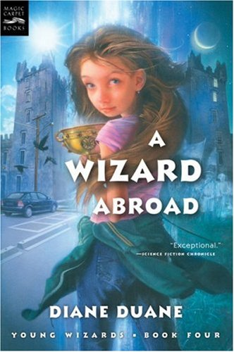 9780152055035: A Wizard Abroad (digest): The Fourth Book in the Young Wizards Series