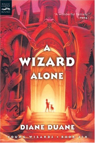 9780152055097: A Wizard Alone (digest): The Sixth Book in the Young Wizards Series