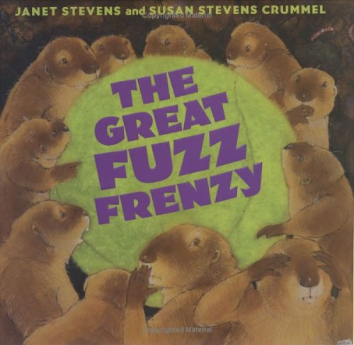 9780152055165: The Great Fuzz Frenzy