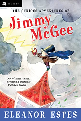 9780152055172: The Curious Adventures of Jimmy McGee