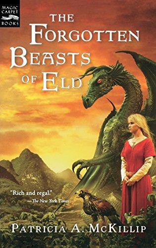 9780152055363: The Forgotten Beasts of Eld (Magic Carpet Books)