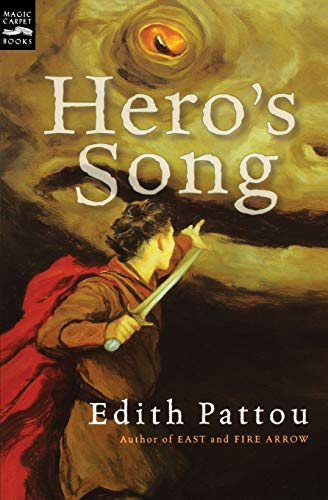 9780152055424: Hero's Song: The First Song of Eirren