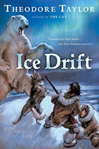 9780152055509: Ice Drift