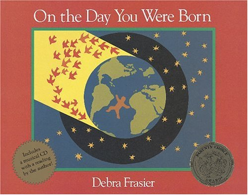9780152055677: On the Day You Were Born: Book and Musical CD