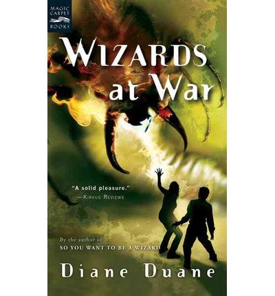 9780152055684: Wizards at War: Digest, the Eighth Book in the Young Wizards Series