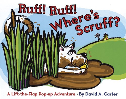 9780152055752: Ruff! Ruff! Where's Scruff?
