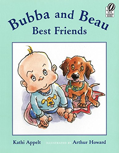 9780152055806: Bubba and Beau, Best Friends