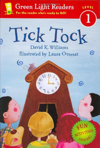 9780152055813: Tick Tock