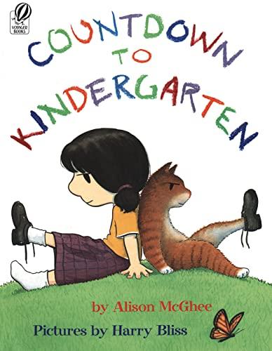 9780152055868: Countdown to Kindergarten