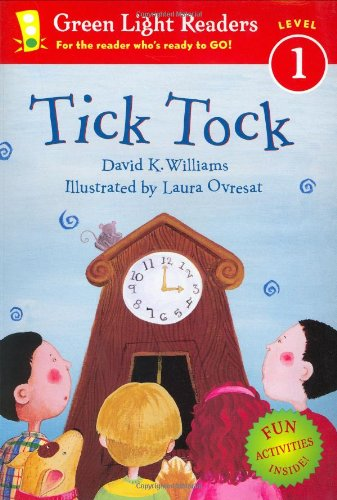 9780152056056: Tick Tock (Green Light Reader - Level 1 (Quality))
