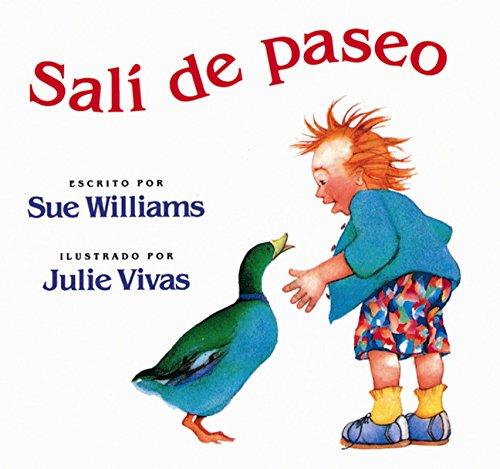 9780152056148: Sali de paseo (Spanish Edition)