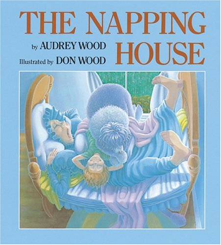 9780152056209: The Napping House: Lap-Sized Board Book