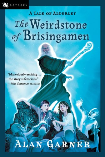 9780152056360: The Weirdstone of Brisingamen: A Tale of Alderley