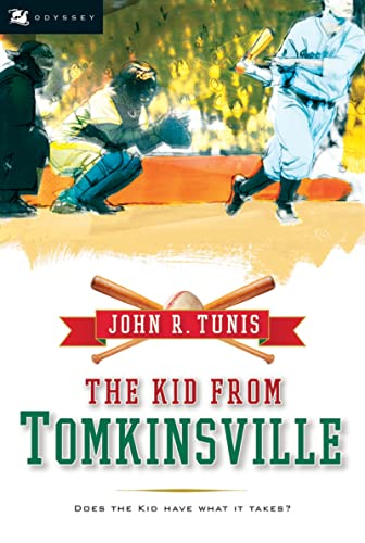 The Kid from Tomkinsville (Odyssey Classics (Odyssey: John R. Tunis
