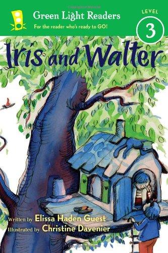 9780152056445: Iris and Walter