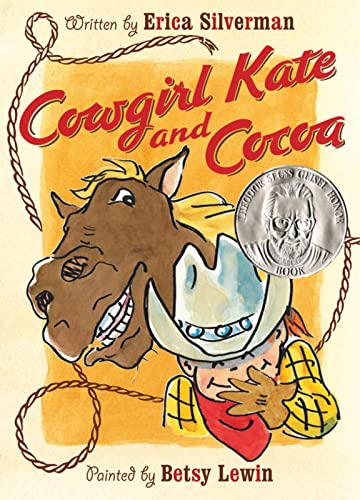 9780152056605: Cowgirl Kate and Cocoa (Cowgirl Kate & Cocoa)