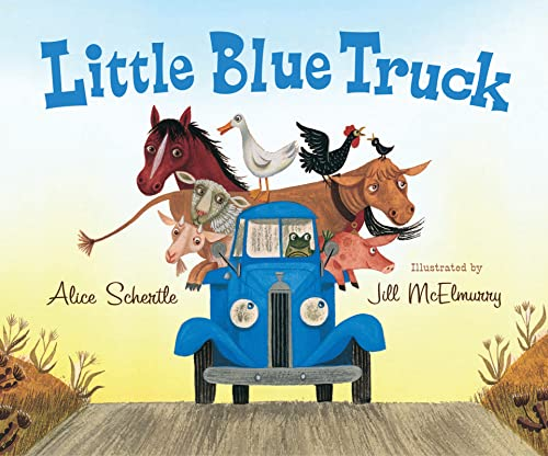 9780152056612: Little Blue Truck