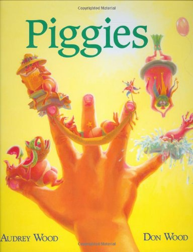 9780152056674: Piggies: Book and Musical CD