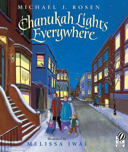 9780152056759: Chanukah Lights Everywhere