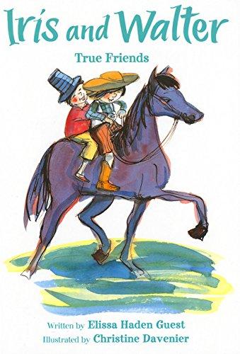 9780152056803: Iris and Walter, True Friends