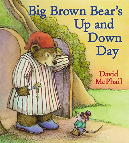 9780152056841: Big Brown Bear's Up and Down Day