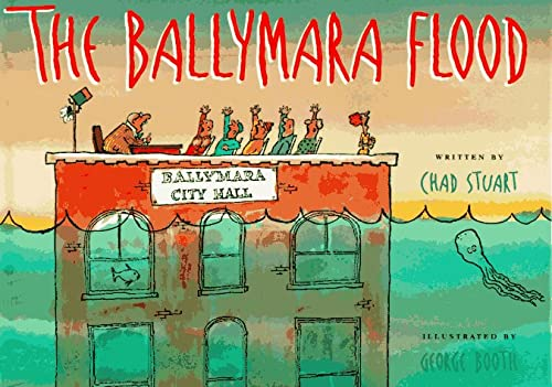 9780152056988: The Ballymara Flood: A Tale from Old Ireland