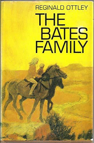 9780152057268: The Bates Family