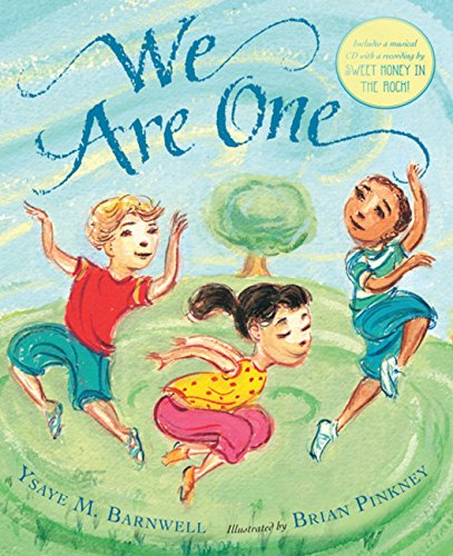 9780152057350: We Are One: Book and Musical CD